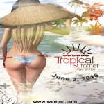 Tropical Summer 2016-Poster