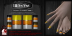Koffin Nails - Slink - Classy Candy Corn